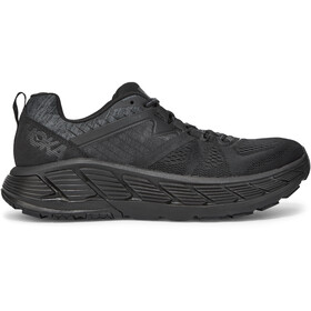 Hoka One One Gaviota 2 Scarpe Uomo, black/dark shadow